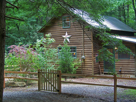 Ellijay cabin rental river romance for Ellijay cabins for rent by owner